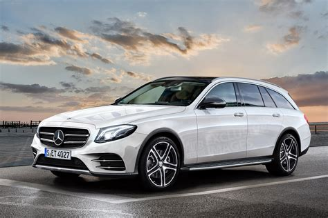 mercedes uk mercedes e class range to expand with audi a6 allroad rival