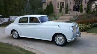 Bentley Vintage 1956 White Bentley S 1 Vintage Limousine Gallery 171 Vintage