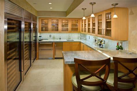 Pasadena Kitchens by Pasadena Penthouse Contemporary Kitchen Los Angeles