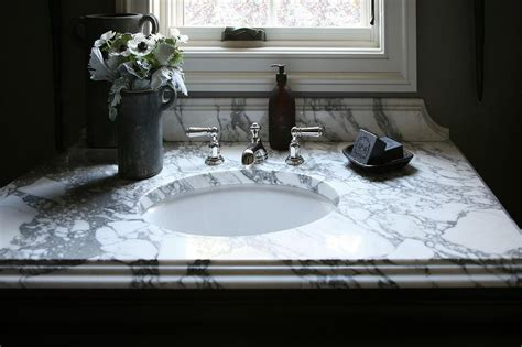 carrara marble bathroom countertops arabescato carrara marble countertops design decor
