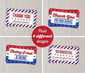 instant veterans day thank you cards thank