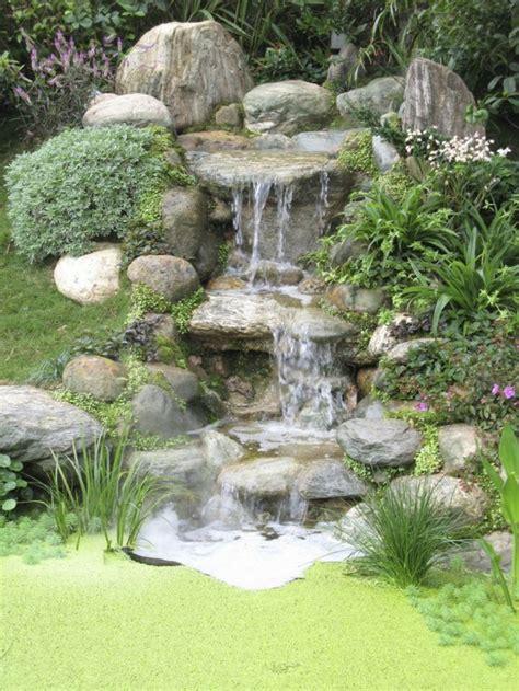 Wasserfall Im Garten Selber Bauen 2643 by Die Besten 17 Ideen Zu Garten Wasserf 228 Lle Auf