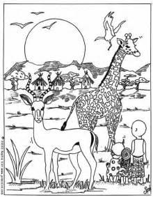 animaux sauvages la jungle 150 animaux coloriages 224 imprimer