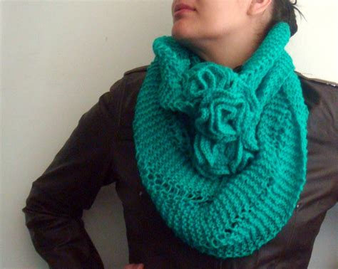 knitting pattern scarf loop pdf knitting pattern infinity loop circle snood scarf 49