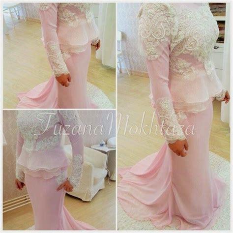 Baju Muslim Amira Pink 40 best baju kawin images on muslim brides
