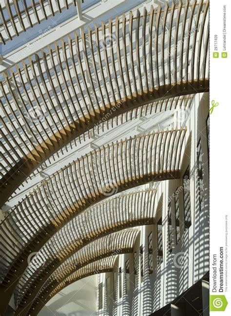 jalousie transparent transparentes dach und jalousien lizenzfreie stockbilder