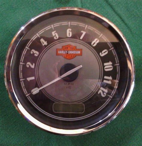 purchase harley davidson speedometer part   heritage softail road king fxstb