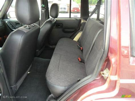 old car repair manuals 2001 jeep cherokee seat position control 2001 jeep cherokee classic 4x4 rear seat photo 65760214 gtcarlot com