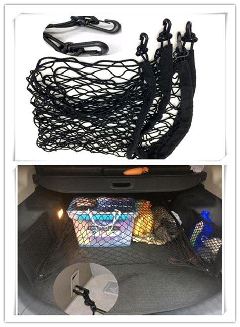 black ho black ho car styling trunk storage bag sticker for passat