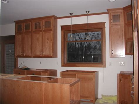 kitchen cabinets to the ceiling cabinets all the way to the patio door kitchen ideas for