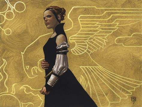 Dune Gift Card - lady jessica atreides by mark zug 2009 published by last unicorn for quot dune the card