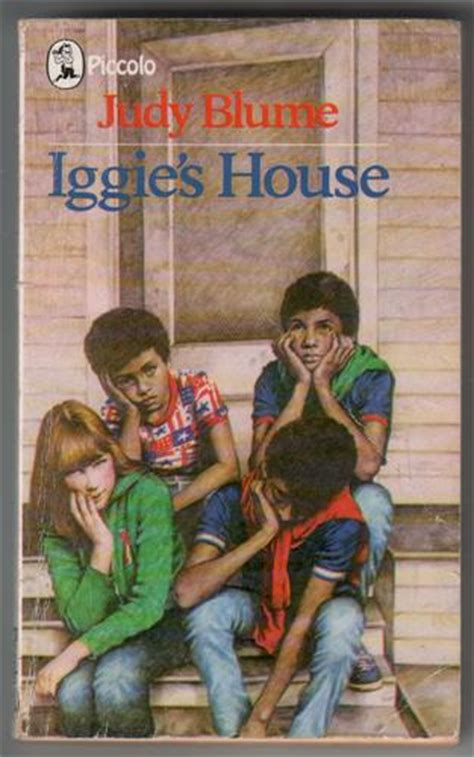 Iggies House Book Report by Iggie S House By Judy Blume Children S Bookshop Hay On Wye