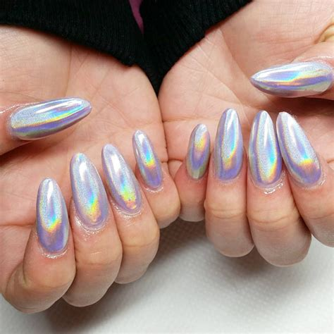 Nails For You by 10 Holographic Nails You Need To Check Out Nail Designs