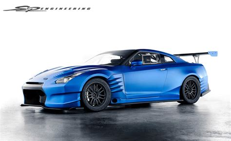 Cars Faster Than Nissan Gtr Fast And Furious 6 Nissan Gt R Revealed 187 Autoguide News