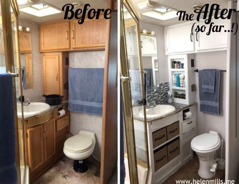 rv bathroom remodeling ideas rv bathroom redo cers rv bathroom rv and cer remodeling