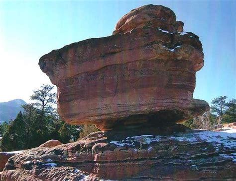 Garden Of The Gods Vs Rocks Garden Of The Gods Balanced Rock Photos 1338994