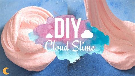 diy cloud slushee slime asmr meilleure slime du monde