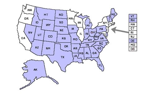 florida ccw reciprocity map florida concealed carry laws pew pew tactical
