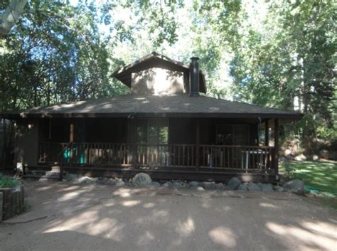 sedona cabin near oak creek and uptown sedona vrbo
