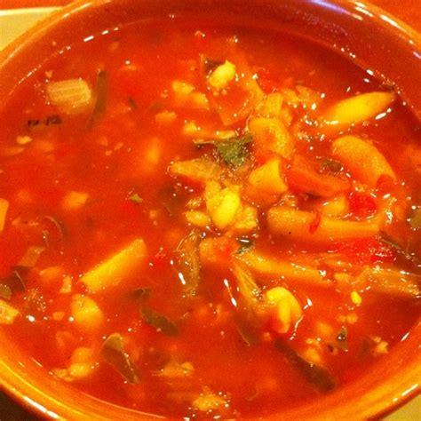 Panera Bread Garden Vegetable Soup Panera Bread Menu Pensacola Fl Foodspotting