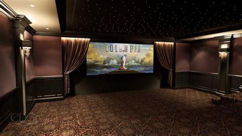 high  custom home theater thx ultra  monaco av