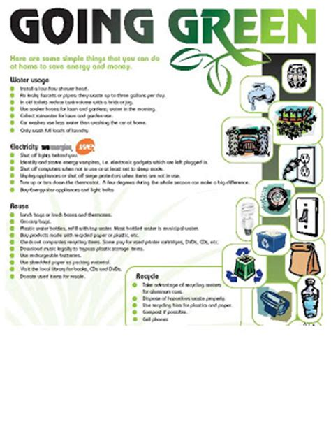 7 Tips On Going Green And Staying Green by Green Tips