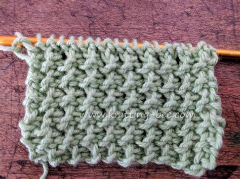 bamboo knit stitch bamboo stitch free knitting stitch knitting bee