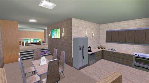 sims 3 modern kitchen mod the sims light modern by rosalie q
