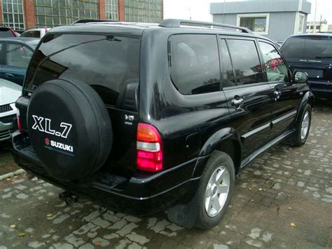 2003 suzuki xl7 for sale 2 7 gasoline automatic for sale