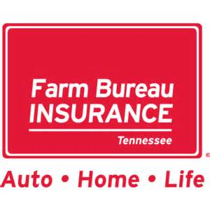 farm bureau home insurance farm bureau insurance of tennessee logo vector logo of