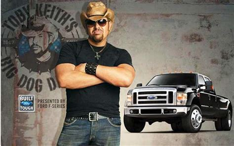 toby keith ford truck man throwback thursday behind the scenes of toby keith s ford