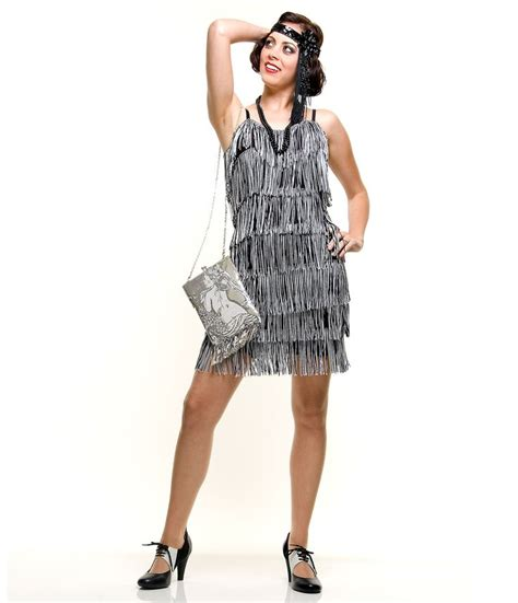 facebook20shairstyle flapper style 2012 homecoming dresses black white 20 s