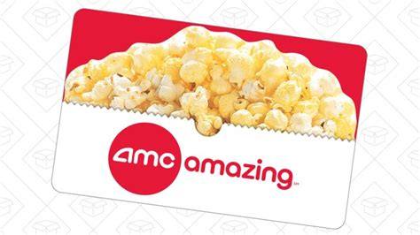 Amc Gift Card Where To Buy - buy an amc theaters gift card get a free popcorn