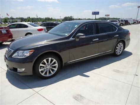 2010 Lexus Ls460 For Sale by Carsforsale Search Results