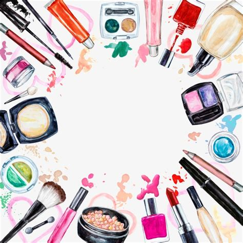Make Up Tools creative makeup tools make up makeup png image