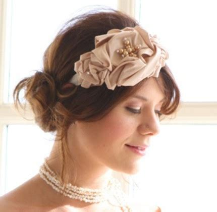 hairstyles with small headbands hairstyle ideas for brides wedding hairstyles with