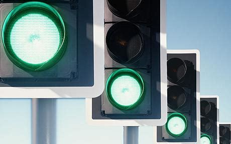 green light auto solutions quot green wave quot given to uk motorists autoevolution