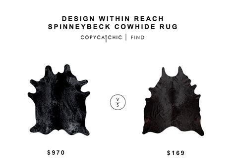 Spinneybeck Cowhide Rug Design Within Reach Spinneybeck Cowhide Rug Copy Cat Chic