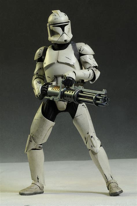Figure Trooper Wars review and photos of sideshow wars sixth scale clone