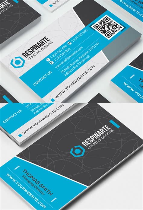 ambit business cards template overnight prints postcard