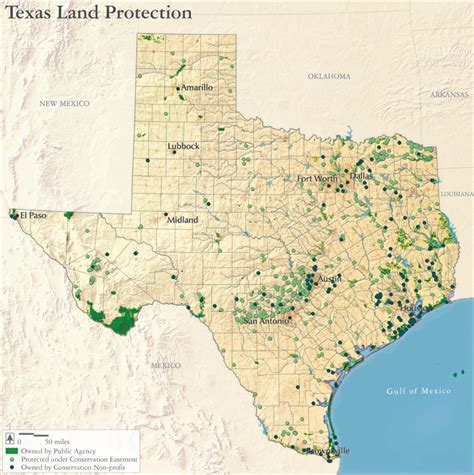 texas land map maps landprotection