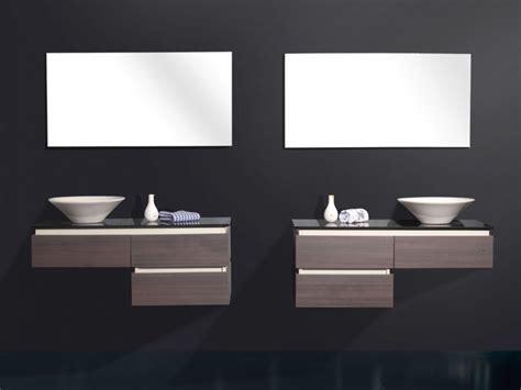meuble de salle de bain design pas cher meuble bas salle de bain design