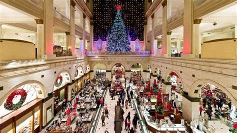 malls decorated in christmas retail decor sarasota ta bay living walls
