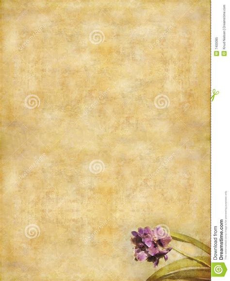 fashioned writing paper template vintage writing paper stock image image of rustic card
