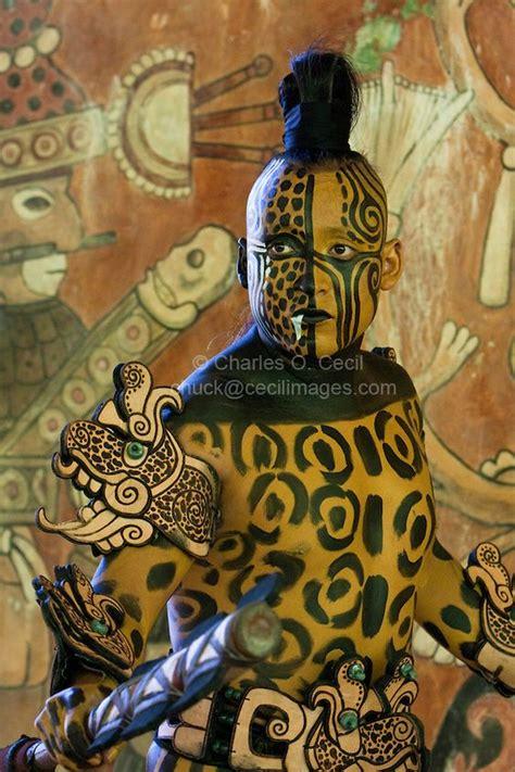 mayan jaguar warrior mayan dancer representing ek balam jaguar the warrior