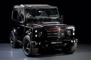 land rover defender ultimate edition by truck