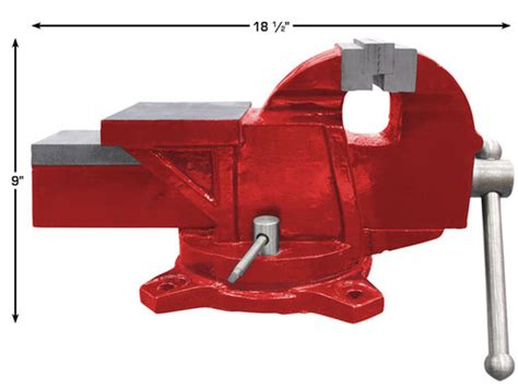 heavy duty bench vise 6 quot heavy duty bench vise gses