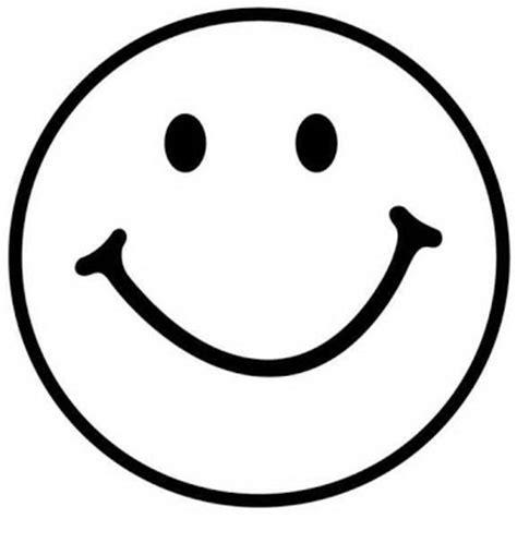 dibujos para colorear de cara feliz cara feliz para colorear y pintar 4 dibujo