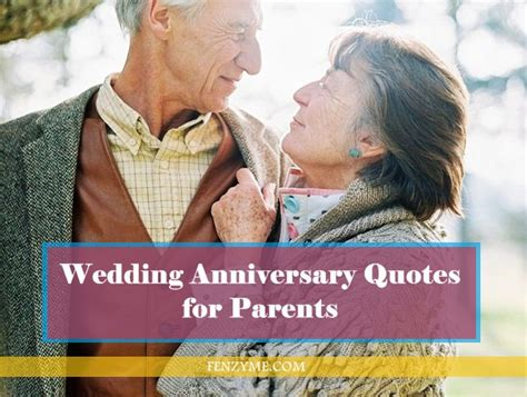 Anniversary Quotes For Parents Quotesgram