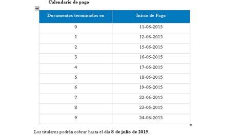 subsidio gas fechas anses calendario de pago garrafa social noviembre 2015